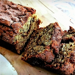 Picture of Cinnamon Banana Bread