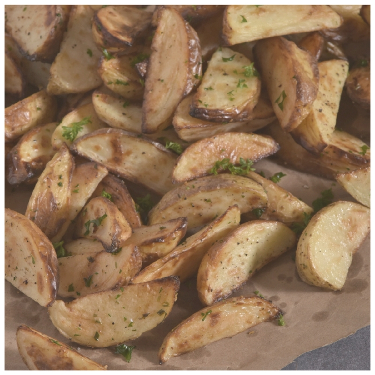 Picture of Garlic & Herb Potato Wedges