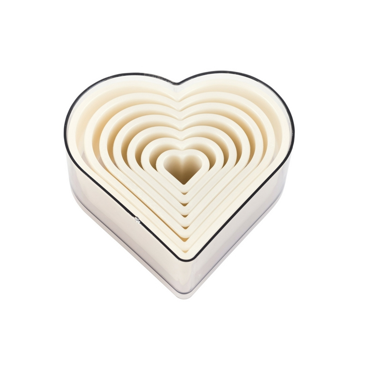 Picture of FLUTED HEART CUTTERS