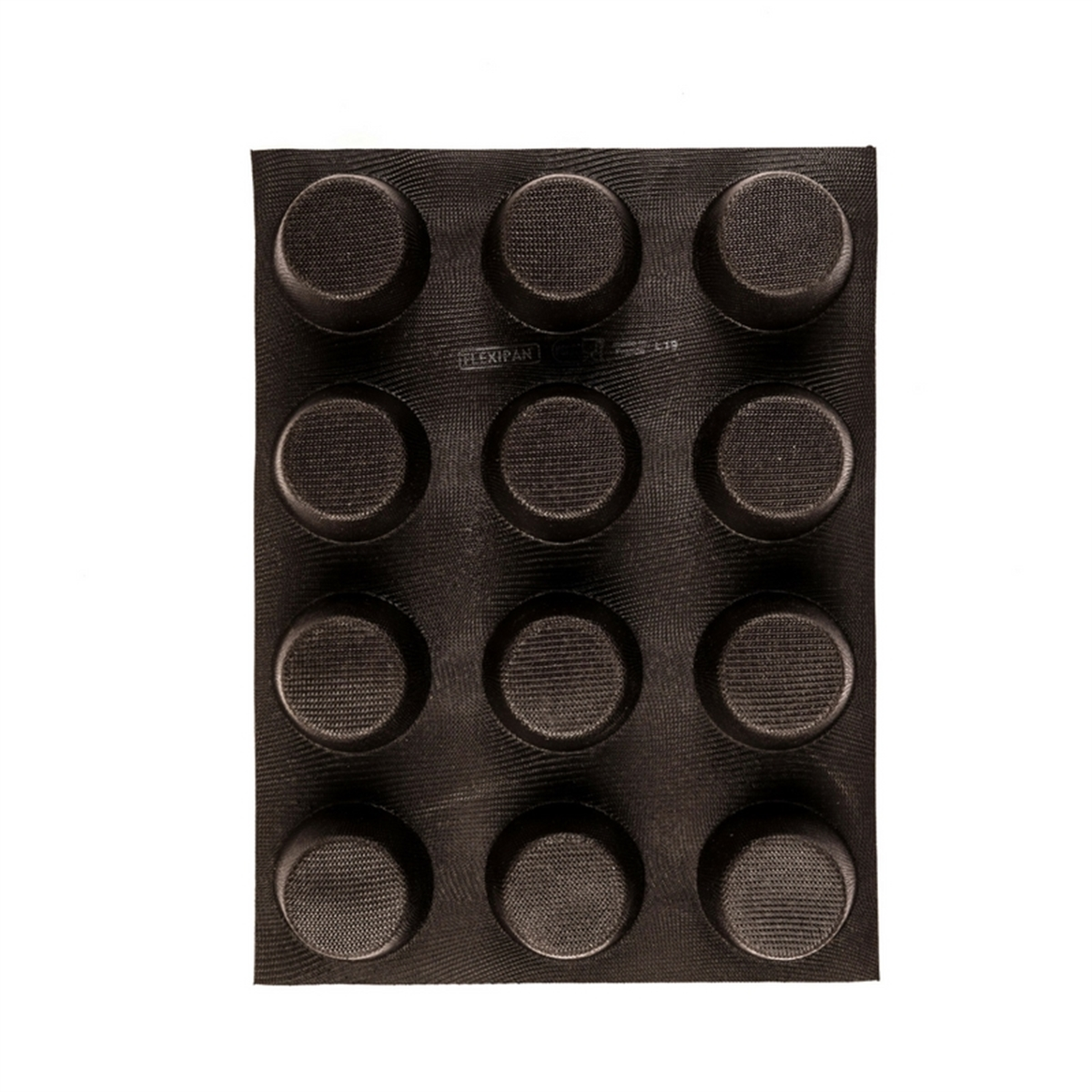 Picture of  STRAIGHT MUFFIN TRAY (12) FLEXIPAN®