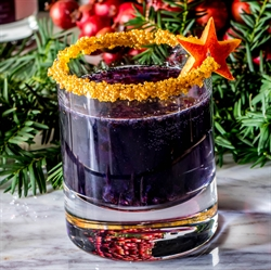 Picture of Blackberry Whiskey Shrub