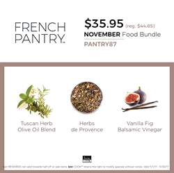 Picture of MONTHLY FOOD BUNDLE --NOVEMBER