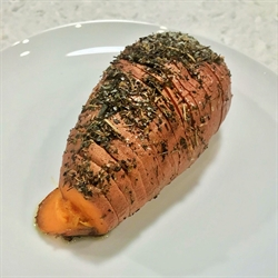 Picture of Hasselback Sweet Potato
