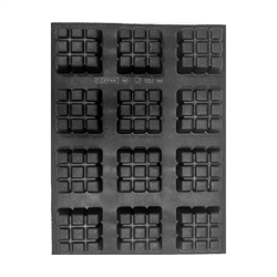Picture of Square Waffle TRAY FLEXIPAN®