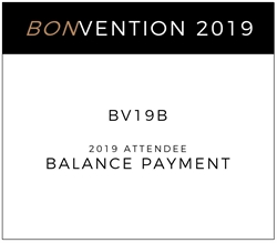 Picture of bonvention 2019 -Balance Payment