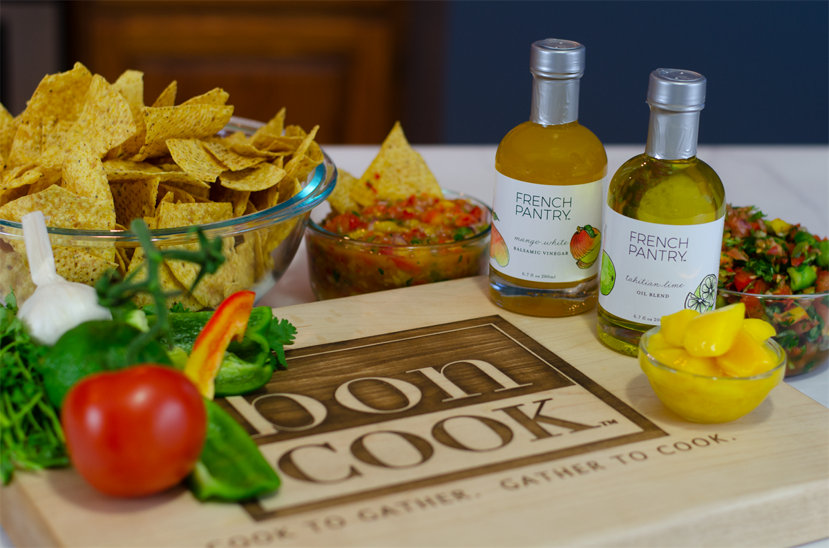 Picture of MANGO LIME SALSA